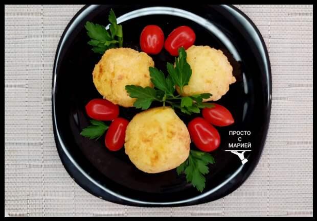 Всего три сосиски и картошка - потрясающая и необычная закуска готова!