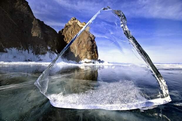 10 интересных фактов о Байкале