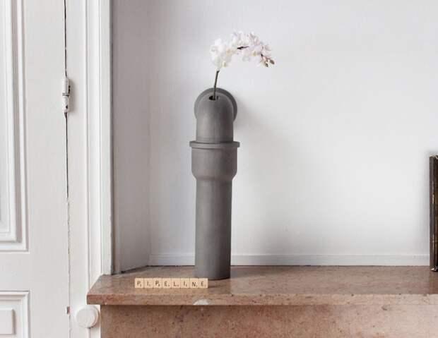 Скрытая ваза