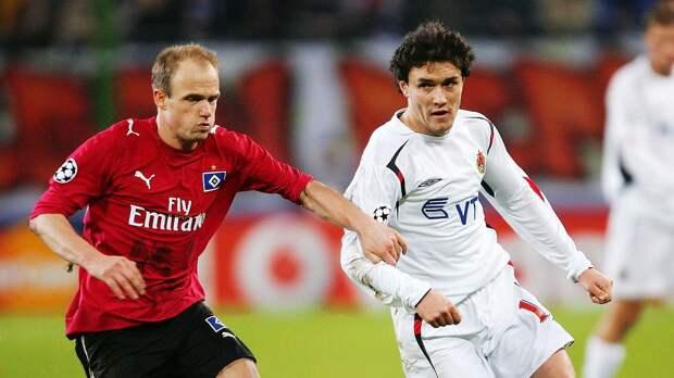 В 2006-м Жирков забил лучший мяч группового этапа Лиги чемпионов: видео