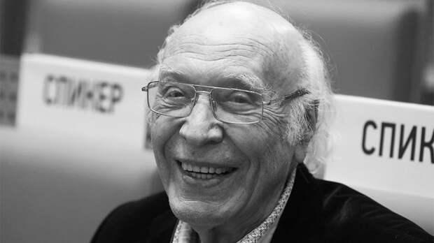 Диктор Виктор Балашов ушел из жизни в 96 лет