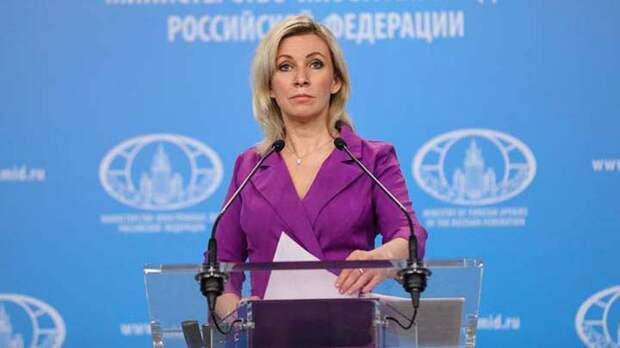 Захарова раскрыла итоги переговоров с Египтом по выплатам из-за теракта над Синаем