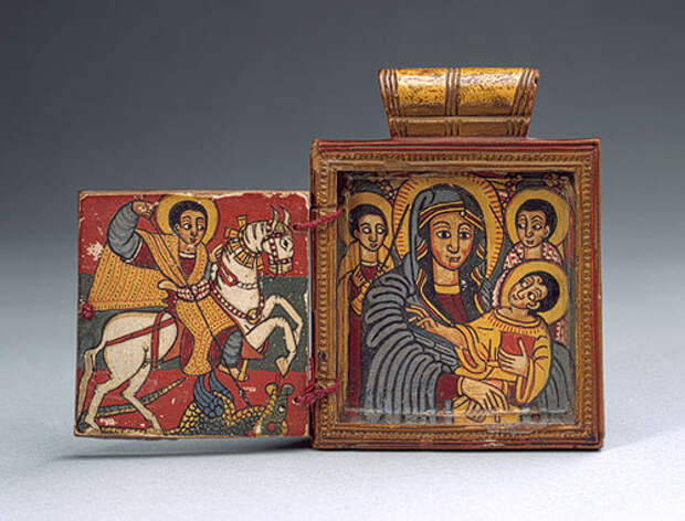 Эфиопские иконы (30)