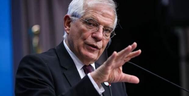 Боррель рассказал орасширении сотрудничества Евросоюза сНАТО