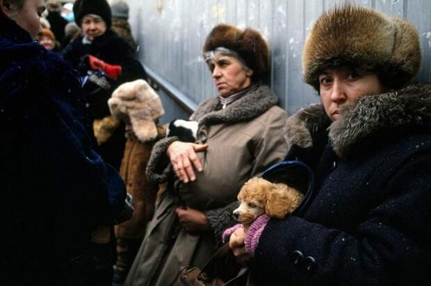 """""""Святые"""" 90-е"""