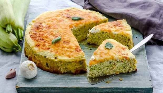 Блюда, которые можно приготовить из кабачков кроме надоевших оладьев и супа-пюре