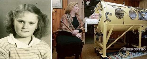 Марта Мейсон — женщина, которая на протяжении 60 лет жила в капсуле