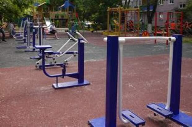 Воркаут площадки: лучшее снаряжение для занятий спортом