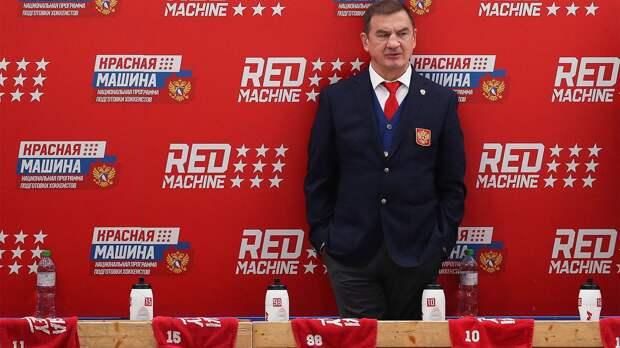 Брагин оценил игру Самонова в матче с чехами и рассказал о травме Окулова