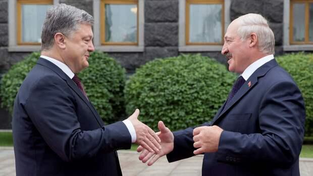 Финал белорусско-украинской «дружбы» закономерен