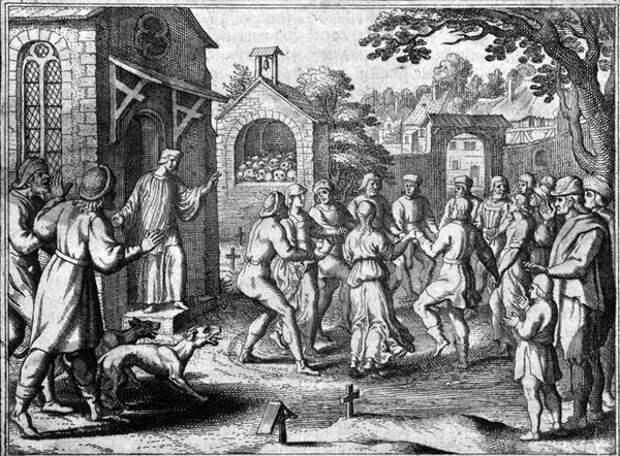 Танцевальная чума, изображение №2