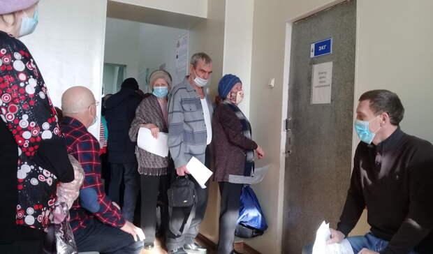 Состояние 153 оренбуржцев, заболевших COVID-19 оценивается как тяжелое