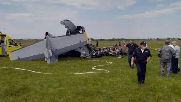 Названа причина смертельного крушения самолета в Кузбассе