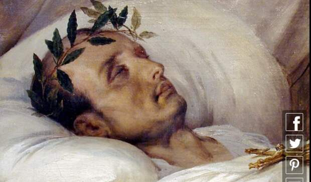 Медики выдвинули новую гипотезу о том, что вызвало летальный рак Наполеона