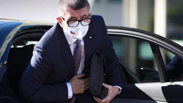 Премьер Чехии Бабиш призвал страны Евросоюза выслать российских дипломатов