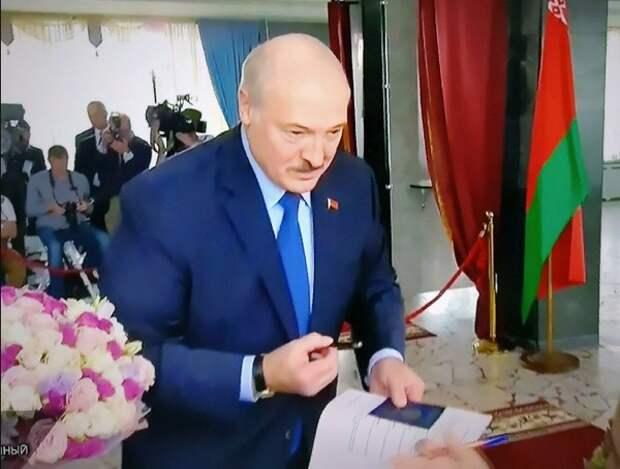 Теперь официально: ЦИК Белоруссии назвал Лукашенко победителем на выборах президента