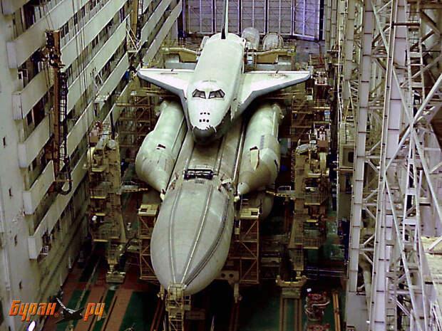 Полёт «Бурана»