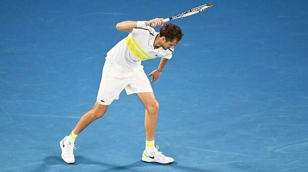 Главная теннисиста России разгромили в финале Открытого чемпионата Австралии