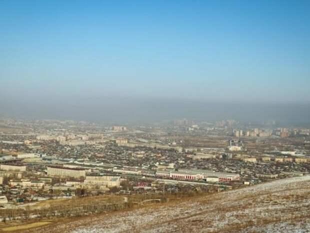 Ветер до 12 м/с и 9 градусов тепла ожидается 23 апреля в Чите