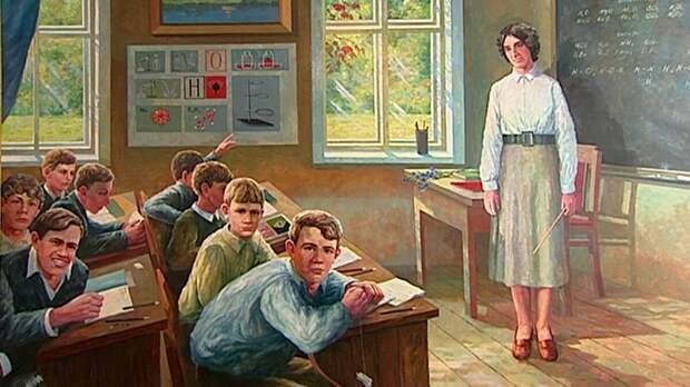Система отзывов об учителях, контингент советской спецшколы и вред от социализации