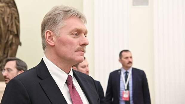 Песков заявил о невозможности оценки глубины кризиса из-за пандемии