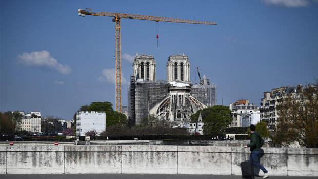 «Среди этого хаоса прячется красота»: во Франции представят фильм о восстановлении собора Парижской Богоматери