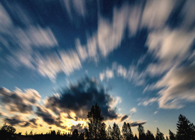 Moonlight and clouds by Anssi  karilahti on 500px.com