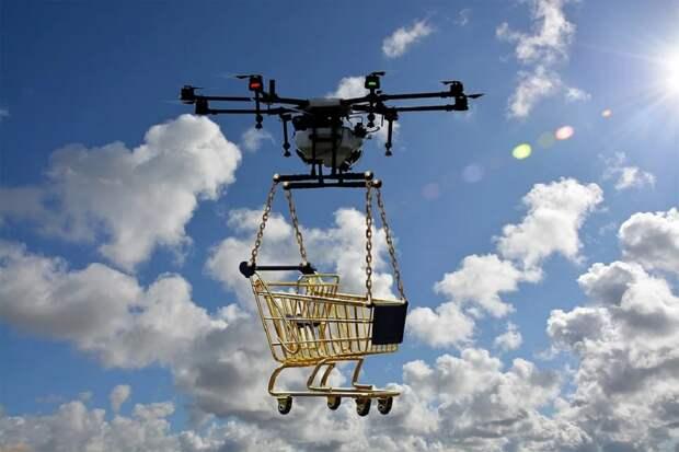 Однако коптер летит: на Чукотке письма и посылки планируют доставлять дронами