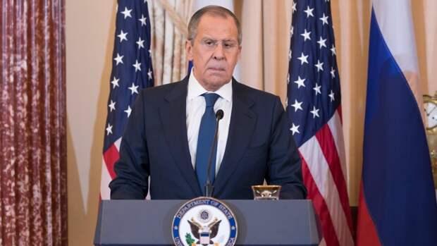 Лавров призвал другие страны не вмешиваться в дела РФ