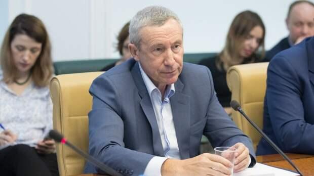 Сенатор Климов назвал незаконные акции в РФ проектом зарубежных спецслужб