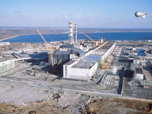 Ученый опроверг угрозу аварии на ЧАЭС из-за деления урана