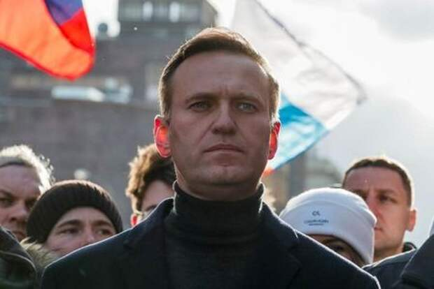 Российский оппозиционный политик Алексей Навальный в Москве, Россия, 29 февраля 2020 года. REUTERS/Shamil Zhumatov