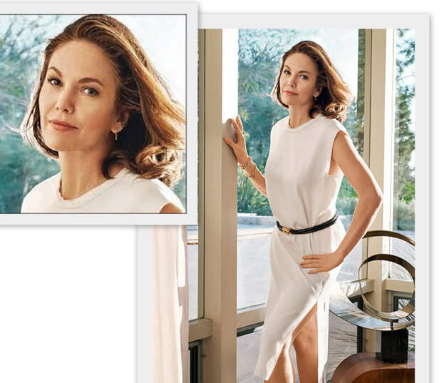 "Style Files: Диана Лейн & дилемма ""классика"""