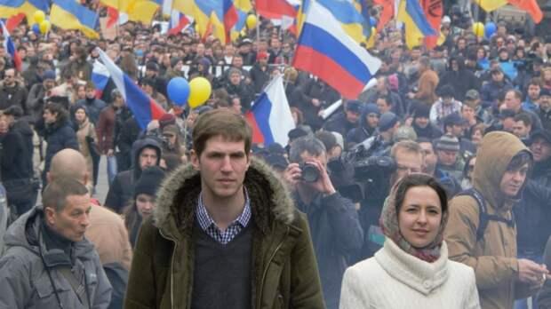 Предсказание Садика Афгана о присоединении Украины к России может сбыться