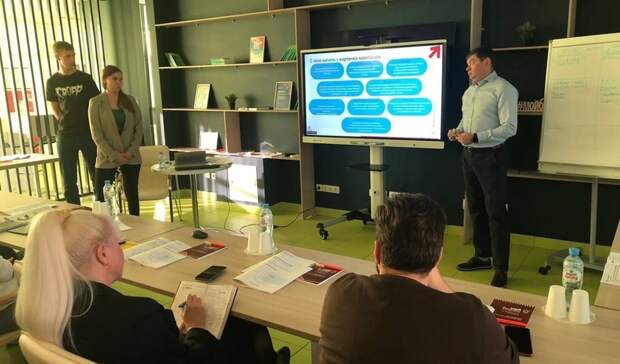 Омские компании обучают системному экспорту вформате MINI-MBА