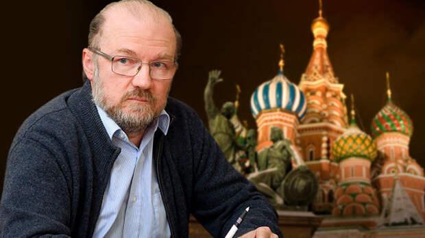 Александр Щипков: «Мы должны уйти от либерального мировосприятия»