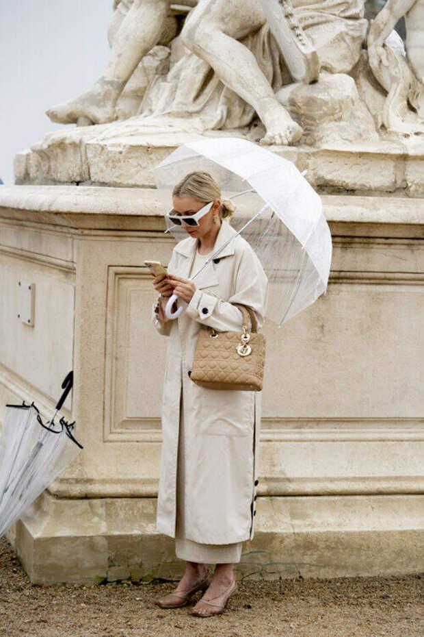 Яркие и интересные образы гостей недели моды в Париже
