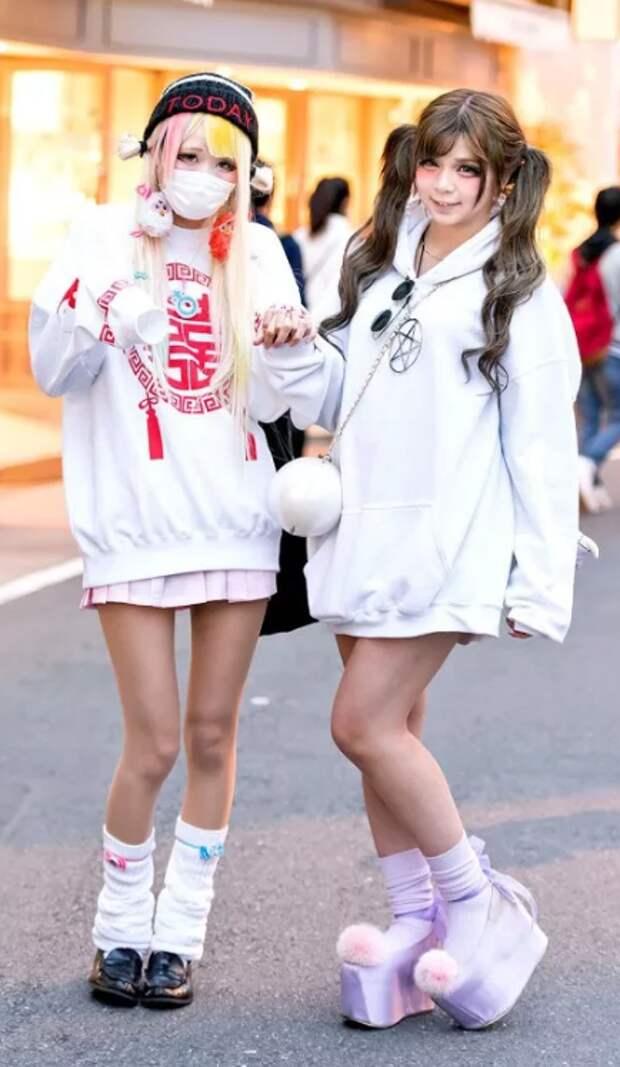 5 странных привычек японок, которые они сами считают забавными и милыми, а мы — дичью