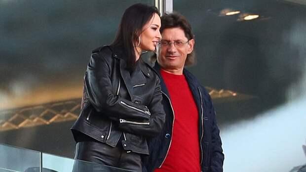 «Хороша, красотка!» Эмоции жены Федуна на матче «Спартака» вызвали бурную реакцию болельщиков