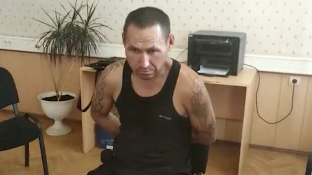 Над убийцей семьи в Хакасии пытались совершить самосуд