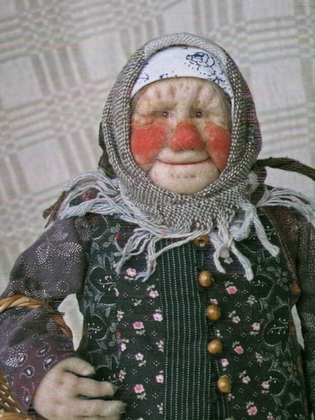 Чудо-куклы мастерицы Ирины Костыревой