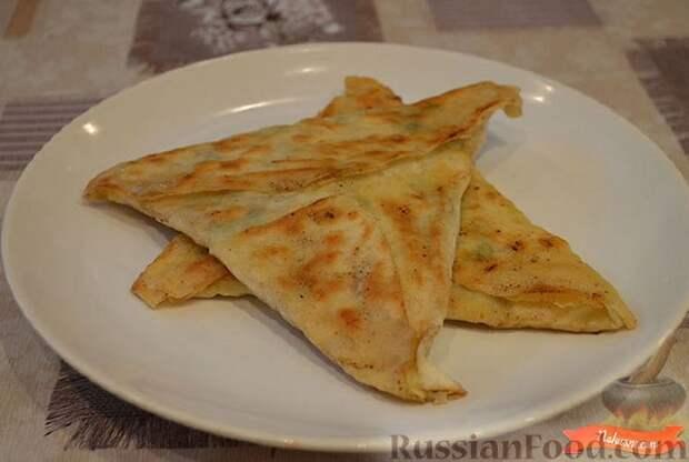 ЁКА — блюдо из ЛАВАША. Просто, вкусно, быстро