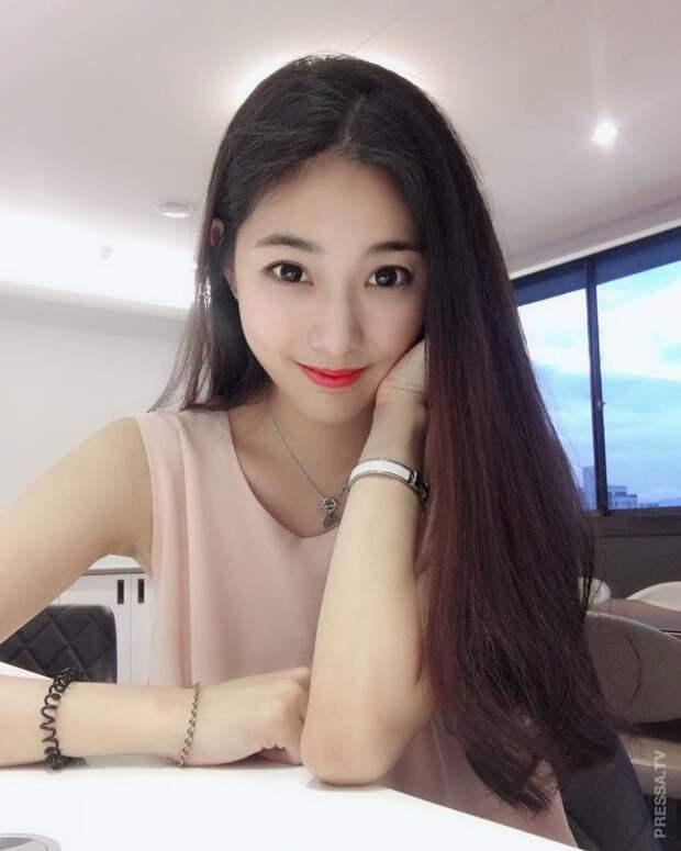 Самая красивая учительница Тайваня