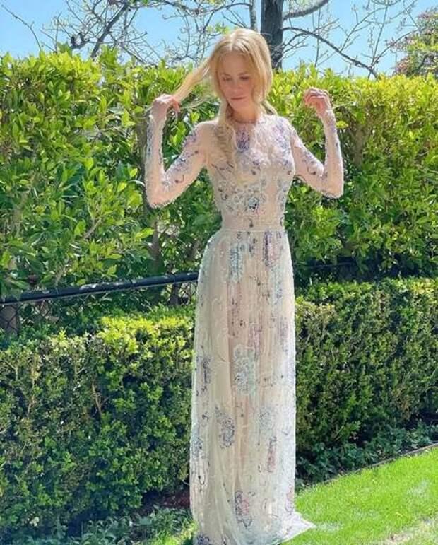 Николь Кидман, Джаред Лето, Кейт Бланшетт и другие на виртуальной дорожке SAG Awards 2021