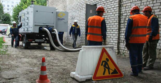С 12 мая в Тамбове начнут плановое отключение горячей воды