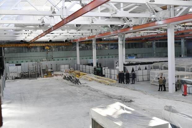 Более 1 тыс новых рабочих мест появится на заводе «Купол» в Ижевске