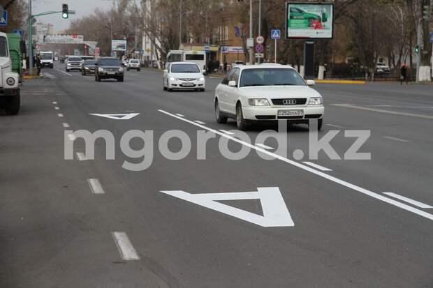 На автобусные полосы хотят пустить все автомобили