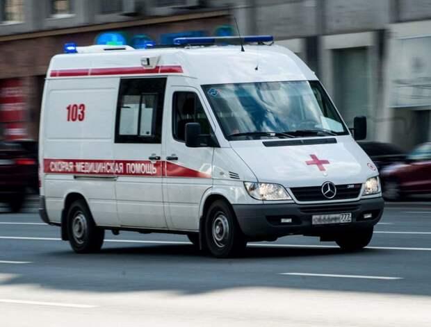 Скорая помощь. Фото: mos.ru