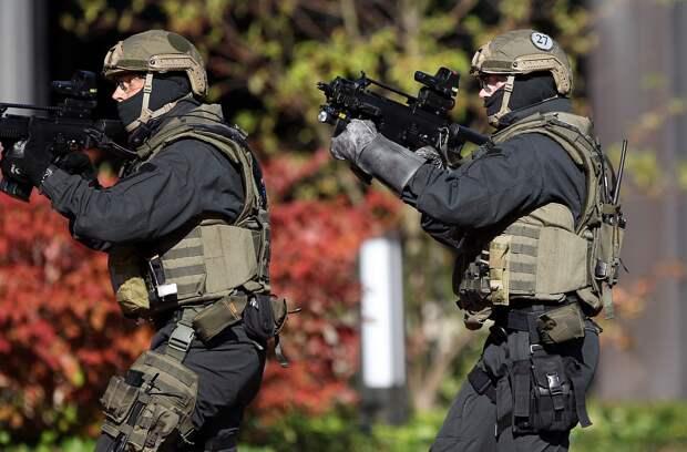 Бойцов немецкого спецназа в американской больнице перепутали с террористами