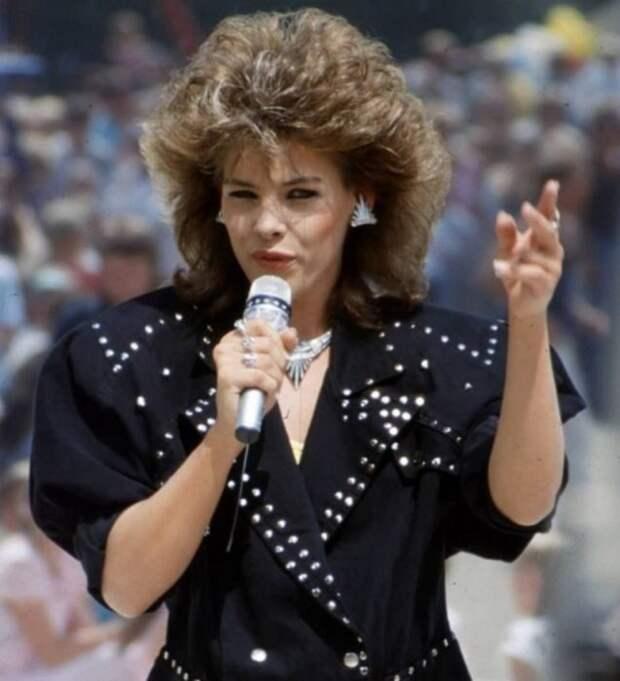 Зарубежные знаменитости 80-х тогда и сейчас